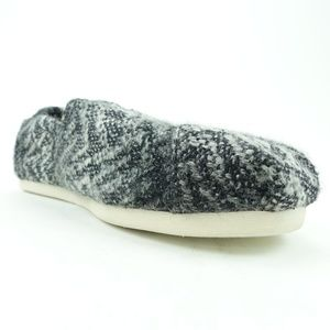 Toms Women Woven Slip On Flats Shoes R12S8